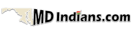 www.mdindians.com | Indian Community Website in Maryland